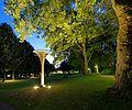 An einem Sommerabend im Kurpark Bad Mergentheim. 04.jpg