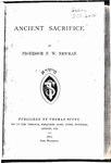 Ancient sacrifice.pdf