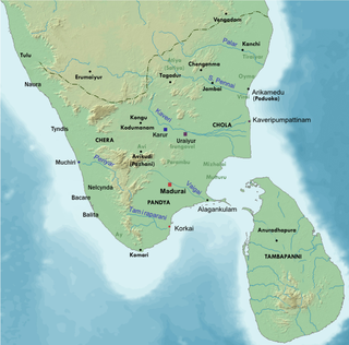 Tamilakam Geographical region inhabited by the ancient Tamil people