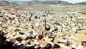 Andorra, Teruel - Image: Andorra 1987