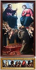Visão de São Francisco de Assis e os Sete Mártires de Marrocos