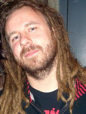 Anders Fridén - Anders Fridén in 2008