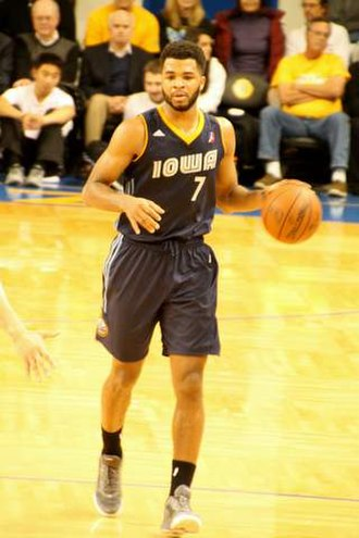 Andrew Harrison (basketball) - Harrison with the Iowa Energy in 2016