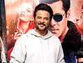 Anil Kapoor snapped at Race 3 interviews at Sun N Sand hotel in Juhu.jpg