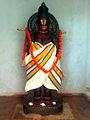Anjaneya statue Pogallapalli Khammam.jpg