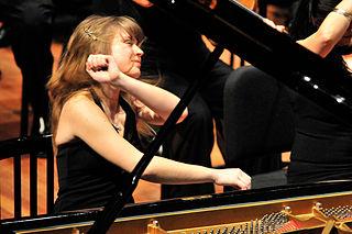 Anna Fedorova Ukrainian classical music pianist