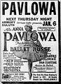 Anna Pavlova - Jan 1921 Duluth Herald.jpg