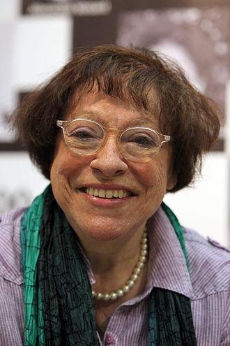 Anne Cuneo - Portrait of Anne Cuneo (2011).