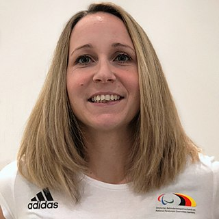 Annika Zeyen German wheelchair basketball player and hand-cyclist (born 1985)
