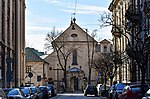Annunciation of the Blessed Virgin Mary Church, 11 Loretanska street, Krakow, Poland.jpg