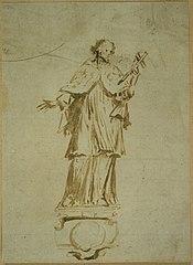 Statue of St. John Nepomucene