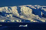 Another spectacular cruise northward along the NW coast of the Antarctic Peninsula. (25386237793).jpg