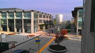 University of California, Merced - Ansel Adams Road