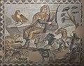 Antakya Archaeology Museum Orpheus and beasts mosaic sept 2019 6017.jpg