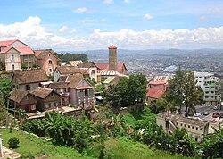 meaning of antananarivo