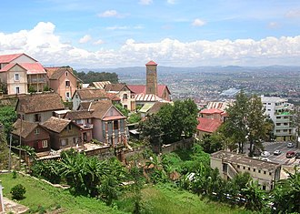 Andriamasinavalona - Andriamasinavalona gave the city of Antananarivo its name.