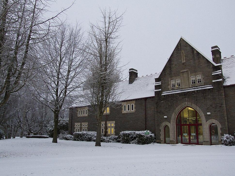 Anthony Hopkins Centre