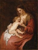 Anthony van Dyck - Virgin and Child.jpg