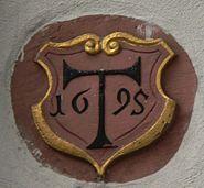 Antoniterkloster Höchst Antoniterkreuz
