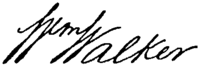 Appletons' Walker William signature.png