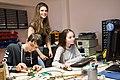 Apprentis Chercheurs dans les laboratoires de recherche de l'Ecole polytechnique (33725901124).jpg
