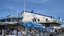 Aquarium of the Bay exterior 1.JPG