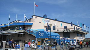 Aquarium of the Bay - Image: Aquarium of the Bay exterior 1