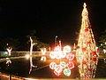 Arbol y adornos de Navidad del Congreso. - panoramio.jpg