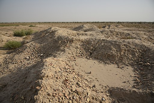 Archaeological Site of Mehrgarh
