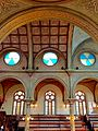 Arches and Stained Glass Detail Eldridge Street Synagogue.jpg