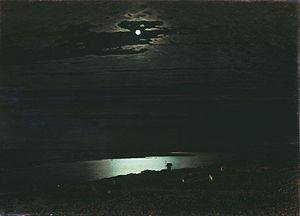 Night In Paintings Western Art