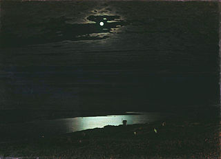 Night in paintings (Western art)
