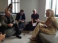 Arianna Huffington - El Huffington Post, presentación en Madrid (7163798133).jpg