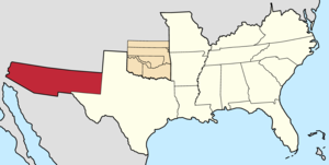 Arizona Territory in Confederate States.png