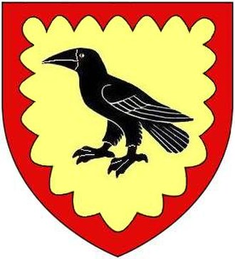 Chaddesley Corbett - Image: Arms Of Corbet Of Chadesley Corbet