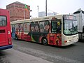 Arriva bus in Liverpool in 2008 Capital of Culture promotional livery.jpg