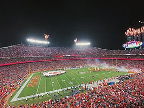 Arrowhead Stadium - Wikipedia
