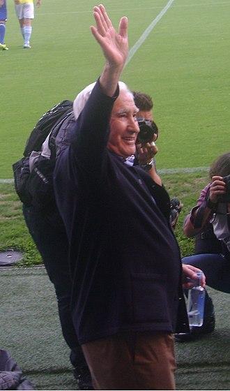 History of Deportivo La Coruña - Arsenio Iglesias was the Súper Dépor coach.