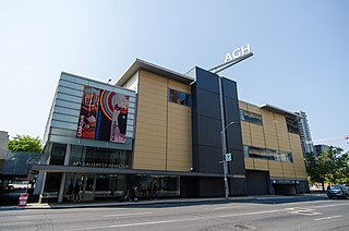 Art Gallery of Hamilton Art museum in Ontario, Canada