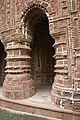 Art on the gates of Shyam Rai Temple.jpg