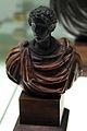 Arte romana con restauri moderni, busto marco aurelio 01.JPG