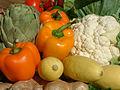 Artichoke, bell peppers, cauliflower, squash DSCF1618.jpg