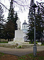 Arzamas. Monument to Lenin at Sobornaya Square garden.jpg