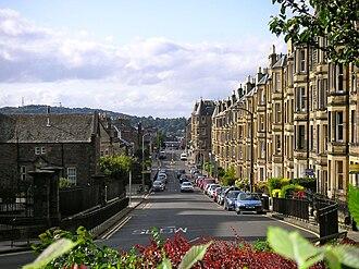 Shandon, Edinburgh - Ashley Terrace, Shandon