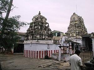 Ashtabujakaram - Shrines of the temple