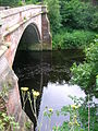 Askham Bridge, River Lowther.JPG