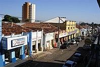 Aspecto da principal rua comercial de Martinópolis (Rua 9 de Julho).jpg