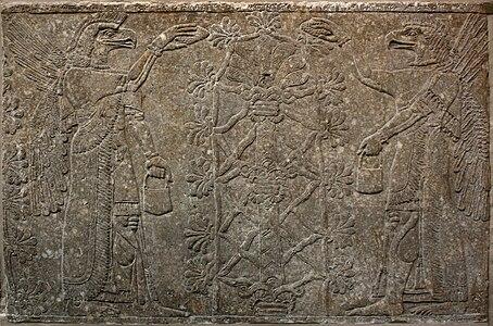 Assyrian Relief - British Museum.jpg