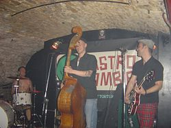 Astro Zombies, Dijon, 2006