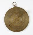 Astrolabium av förgylld mässing, från cirka 1540-1570 - Skoklosters slott - 92890.tif